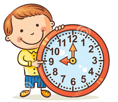 telling the time in english english study page