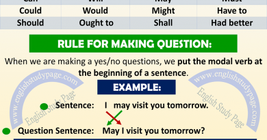 the most important verbs in english pdf